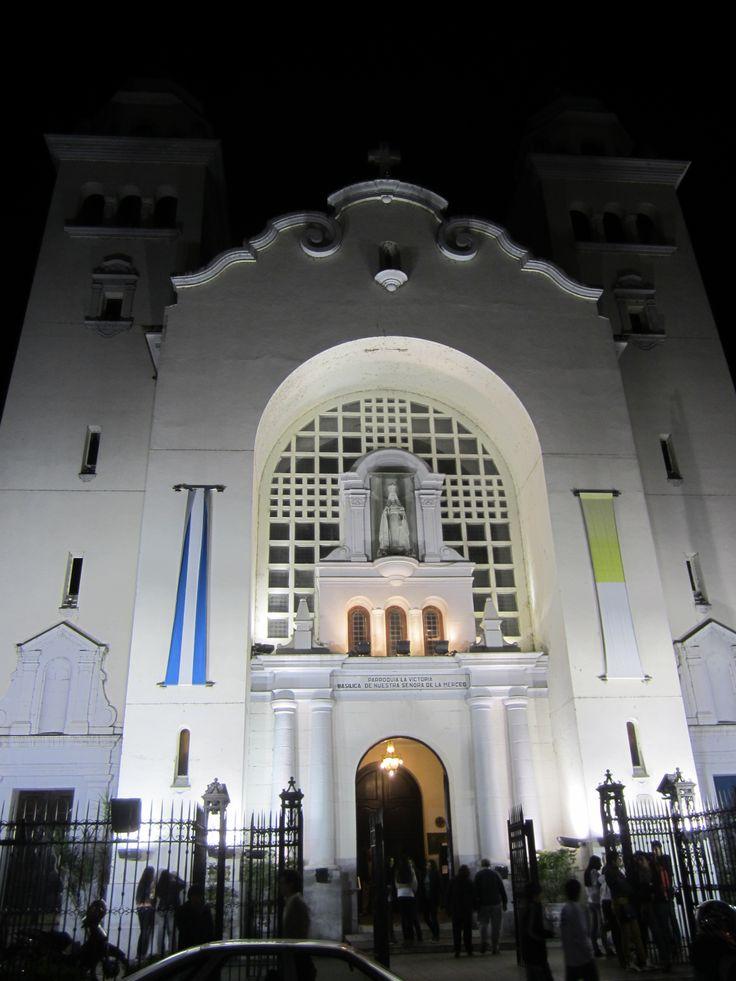 Basílica Nuestra Señora de la Merced