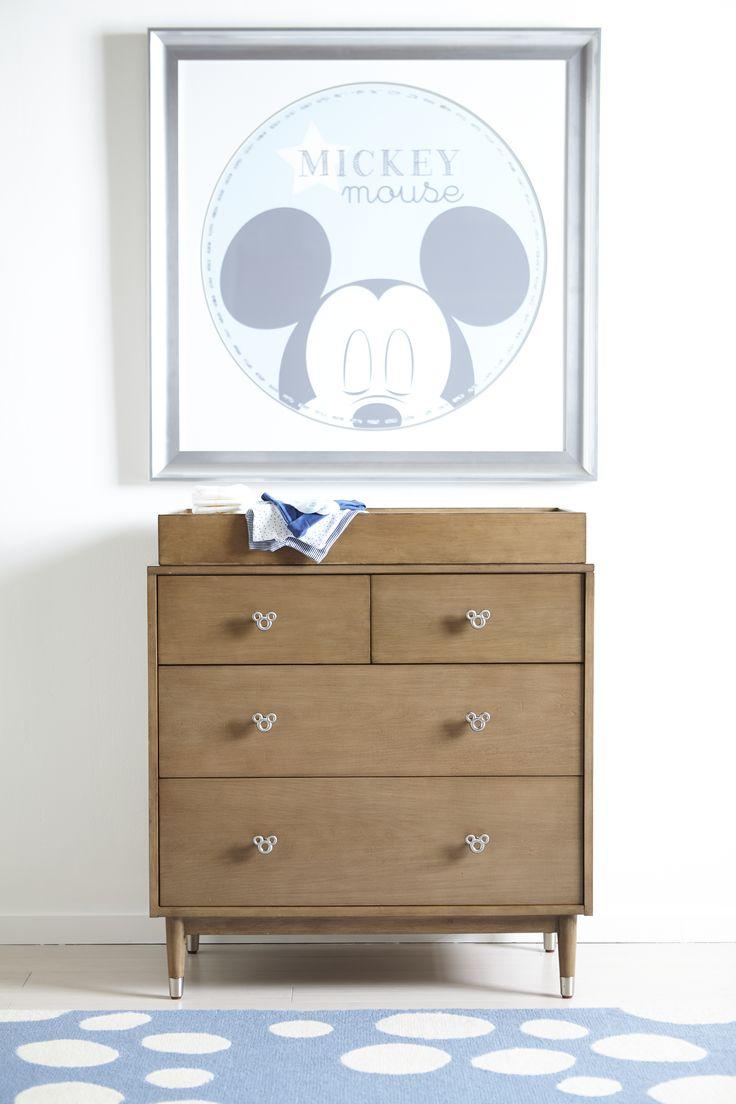 Small Dresser, Disney Bedrooms, Baby Nurseries Ideas, Nursery Ideas, Nursery  Modern, Disney Nursery, Changing Tables, Nursery Furniture, Ethan Allen