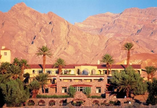 Furnace Creek Inn and Ranch Resort - Death Valley