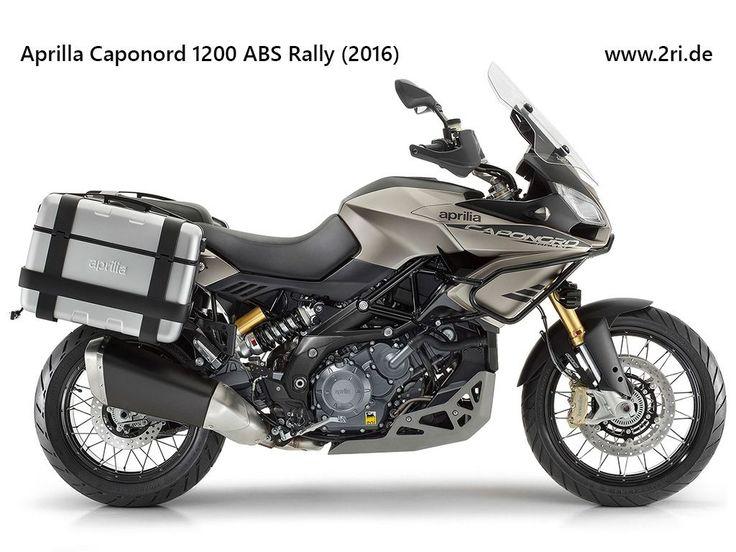 Aprilia Caponord 1200 Rally (2016)