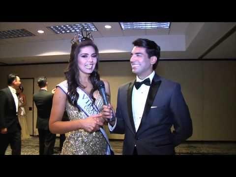 Gala de la Belleza Miami 2015 - entrevistas