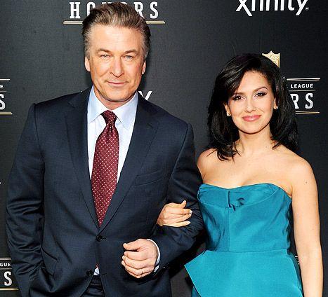 Alec Baldwin and his wife are expecting! @Jason Jones Style Weddings