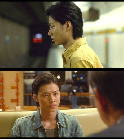 """Hiroshi Abe, Junpei Mizobata, Tori Matsuzaka, Yui Aragaki, Kento Yamazaki. J movie """"Kirin no tsubasa (The Wings of the Kirin)"""", 2012 http://doramax264.com/13592/the-wings-of-the-kirin-j-movie-2012/"""