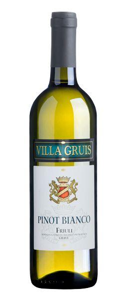 La Delizia - Villa Gruis PINOT-BIANCO Friuli.