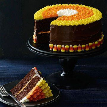 The 5 Easiest Halloween Cakes Ever
