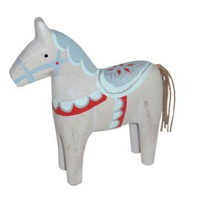 Wooden wood horse