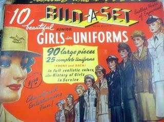 Girls in Uniforms