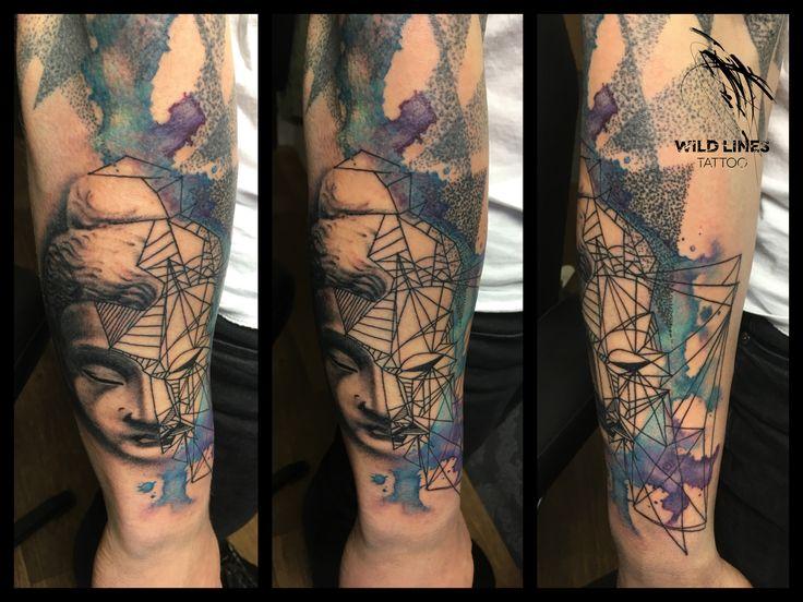 #wildlinestattoo #arttattoo #abstract #abstracttattoo #dododeer #dodac #dodactattoo #colortattoo #color #blacktattoo #tattoo #originaltattoos #original #art #tattrx #equilattera #cheyennetattooequipment #inked #ink #tattooboy#czechtattoo #pilsen #divadlopodlampou#freehand #freehandtattoo #folowtattoo