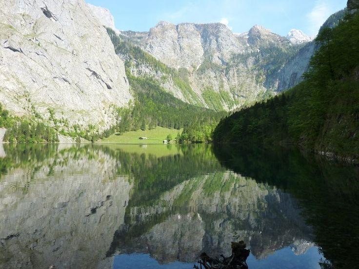 Lago Obersee, por Jesús Pérez Cantón