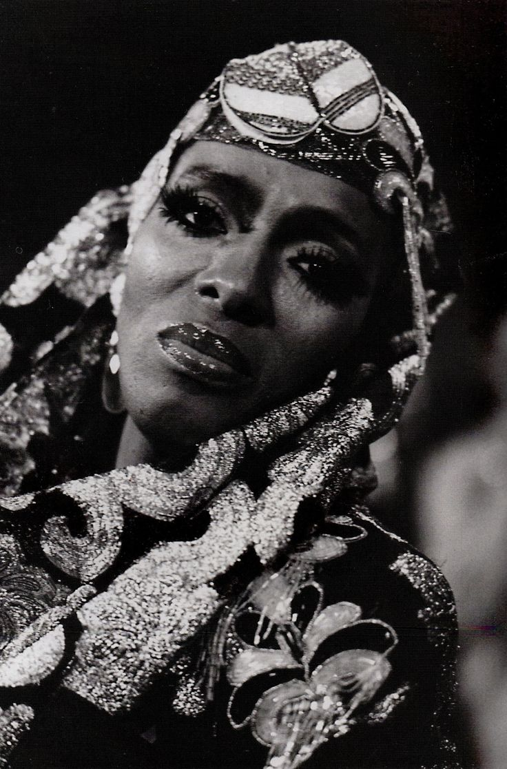 Pepper LaBeija If forced to choose my top five Queens, Pepper would be there. Maybe #1.