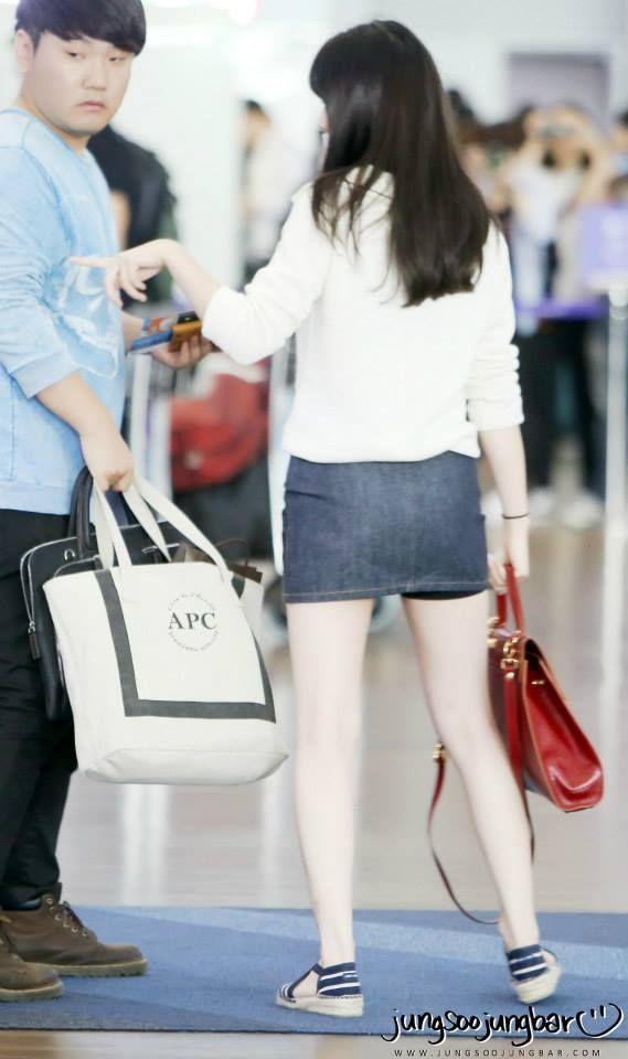 140906 Krystal 39 S Airport Fashion Krystal F X Airport Fashion Pinterest Fashion Airport