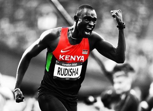 David Rudisha, Kenyan Olympic champion