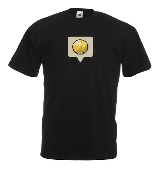 #ClashOfClans Gold #Coin #Motif Mens #Gaming #Tshirt Med- 5XL 11 Colours Barbarian £9.99