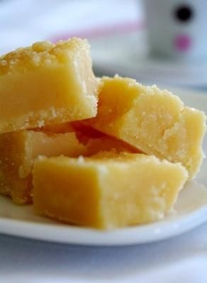 Scottish Whisky Tablet - I loved it, but if you don't like Scotch, you won't like this