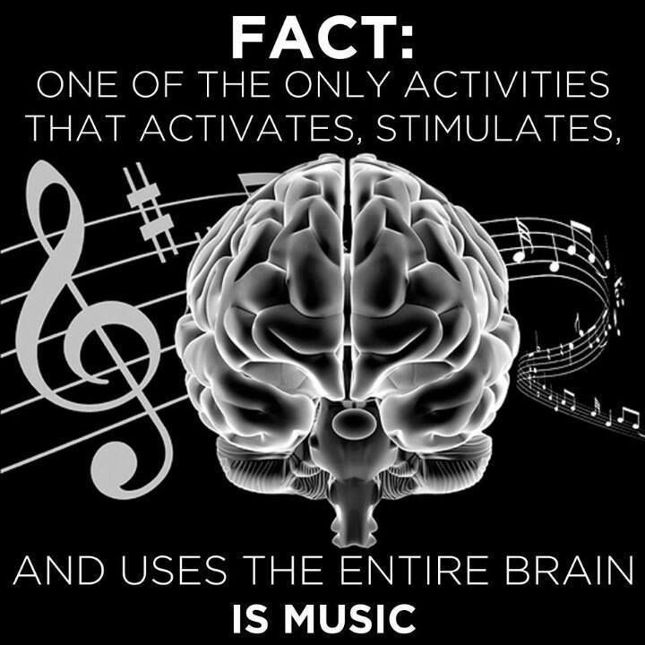 While listening to music is a proven stress relief technique, musical activities like dancing, playing an instrument, and singing too demonstrate long term benefits in memory, language development, concentration, and physical agility.