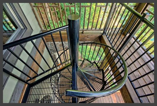 Best From Paragon Stairs Lake Houses Exterior Stairs 640 x 480
