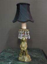 Figurine Table lamp. TL-069 - Antique lighting provide interior designers, discerning homeowners and antique lighting in Australia.