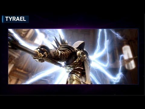 Heroes of the Storm - Tyrael Hero Gameplay Explained