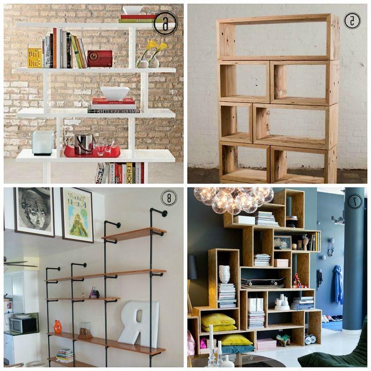 Estante Branca Para Sala De Estar ~ about Estante de sala on Pinterest  Moveis e decoração para sala