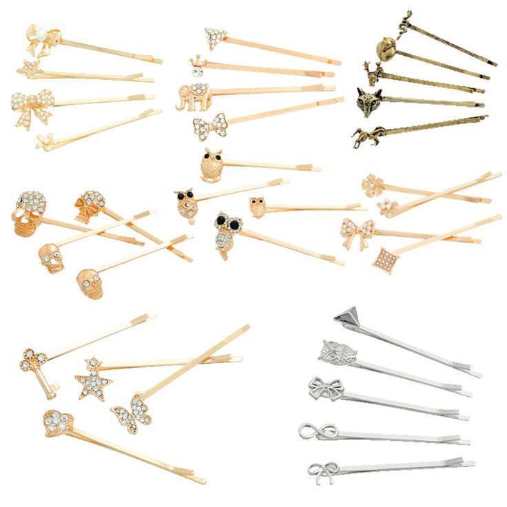 Great item for everybody.   1Set Women Fine Jewelry Hair Clips Hairpins Set Barrettes Rhinestone Hair Accessories - US $1.88 http://jewelryshopshop.com/products/1set-women-fine-jewelry-hair-clips-hairpins-set-barrettes-rhinestone-hair-accessories/