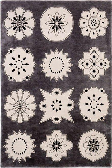 Madeline Weinrib - Tibetan - Carpets: Gray Silk, Medina Tibetan, Silk Medina, Beautiful Carpets, Carpet Madeline, Strawberry Medina, Madeline Weinrib, Weinrib Rugs