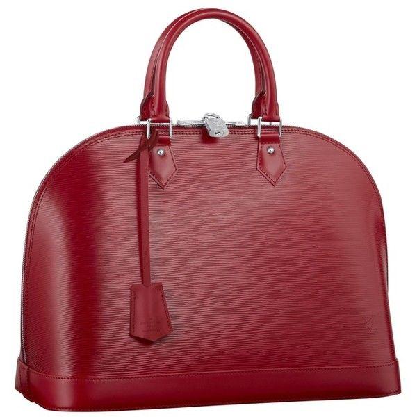 red alma Louis Vuitton