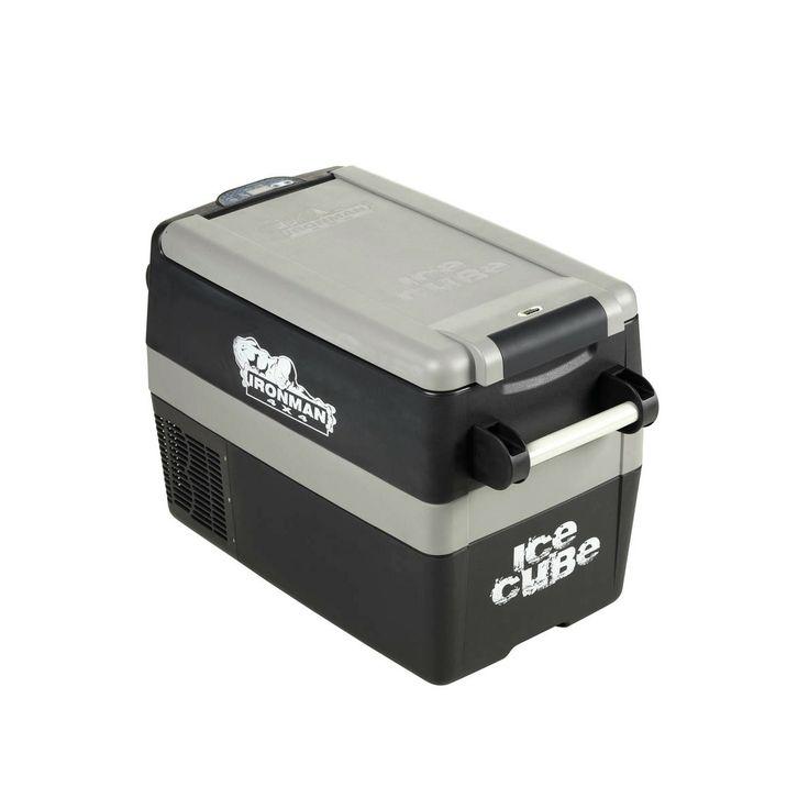 Refrigerador - congelador Ice Cube 40 lts. Iron Man 4x4.