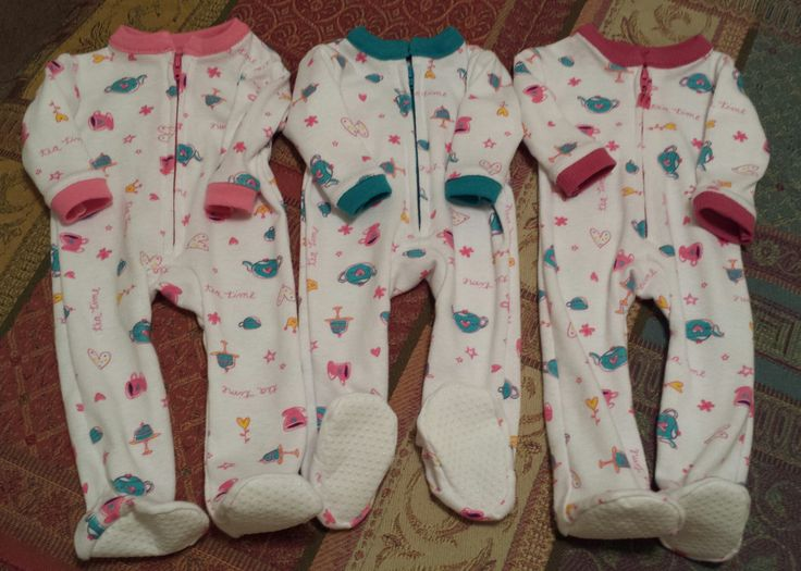 PATTERN: Footie Jammies (PDF) | Club Matilda