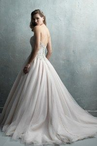 C323 Allure Couture Bridal Gown