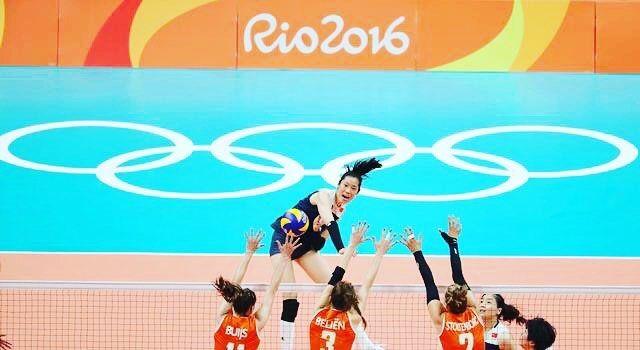 #rio #China #rio2016 #volleyball #olympics #brazil #Netherland #samba #makeithappen #countdown #roadtorio #wirhabeneinziel #timebrasil #brasil #football #brasilfootball #rionews #rioexpress #expressnews #sportsnews #instanews #instasports #tbt #like #follow #2016olympics #competition #schedule #Rumba #espanol