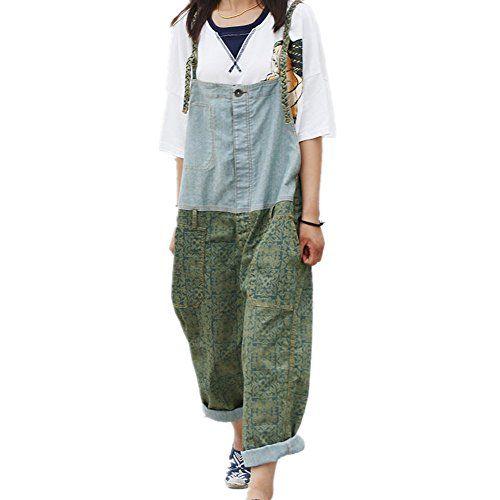 BOMOVO Damen Zwei-Farben Latzhose Denim Hose Pants Overal... https://www.amazon.de/dp/B01M1YT5ZR/ref=cm_sw_r_pi_dp_x_no9UybBM5QTYV