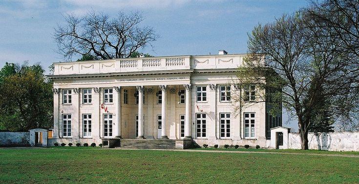 Pałac Marynki w Puławach, Aigner,