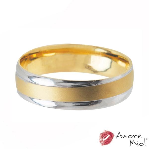 Argolla de matrimonio Confort! 14kt UNISEX