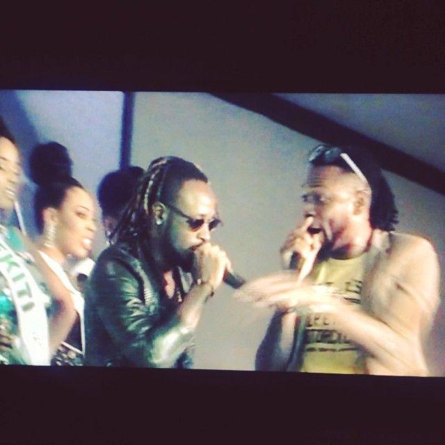 #TBT starring @chicsbbs @jsbofficial @iamogenna @SheratonHotels Abuja #MadThrill