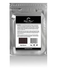 Black Hair Plus Hair Fibre Refill Bag................