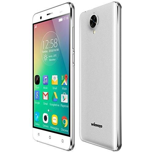 Oferta: 69.99€ Dto: -30%. Comprar Ofertas de Winnovo K54 4G Smartphone Libre Android 5.1 de 5.0 pulgadas Teléfono Móvil (Dual SIM, Quad Core 8GB ROM, IPS 1280*720 HD, 8.0 barato. ¡Mira las ofertas!