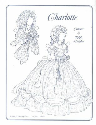DOLL FROM PAPER: vintage paper dolls