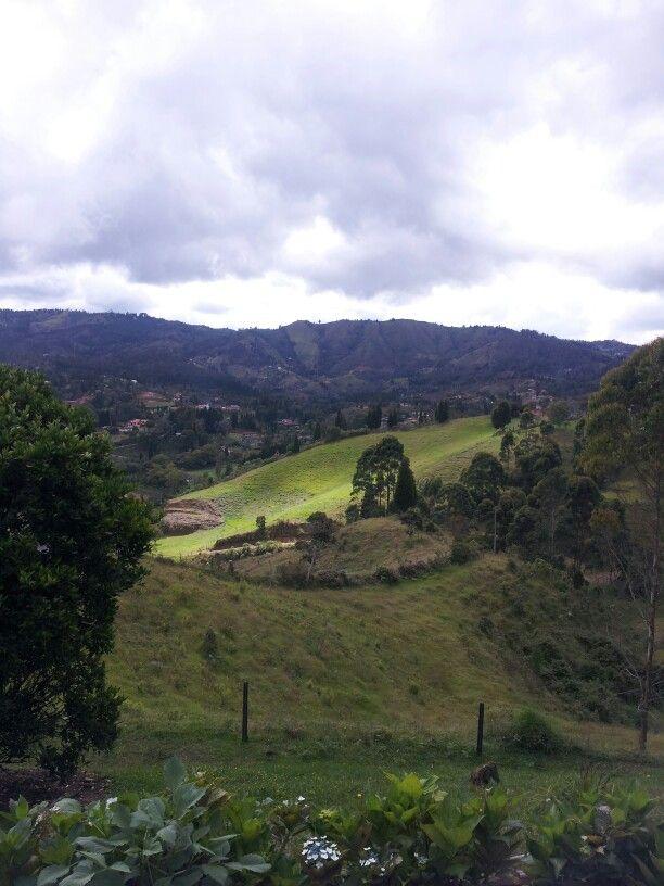 Mayo 11-2014 / Las Montañas de mi tierra - Guarne, Antioquia