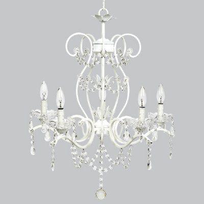 Best 25+ Girls bedroom chandelier ideas on Pinterest