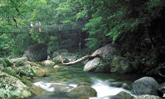 Mossman Gorge, Queensland - Australia