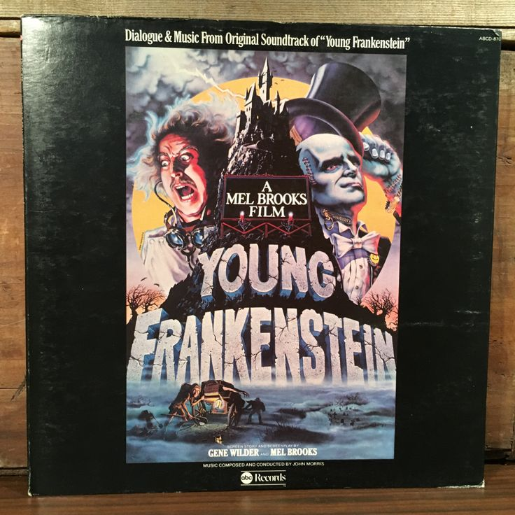 Young Frankenstein Dialogue and Music from the Soundtrack