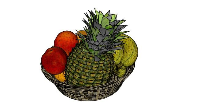 fruit - 3D Warehouse