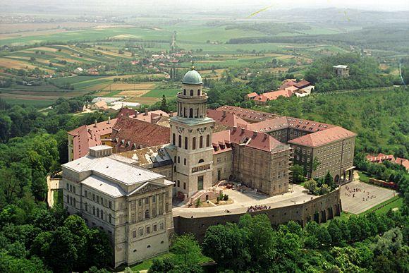 Pannonhalma Archabbey, UNESCO World Heritage Site #Hungary