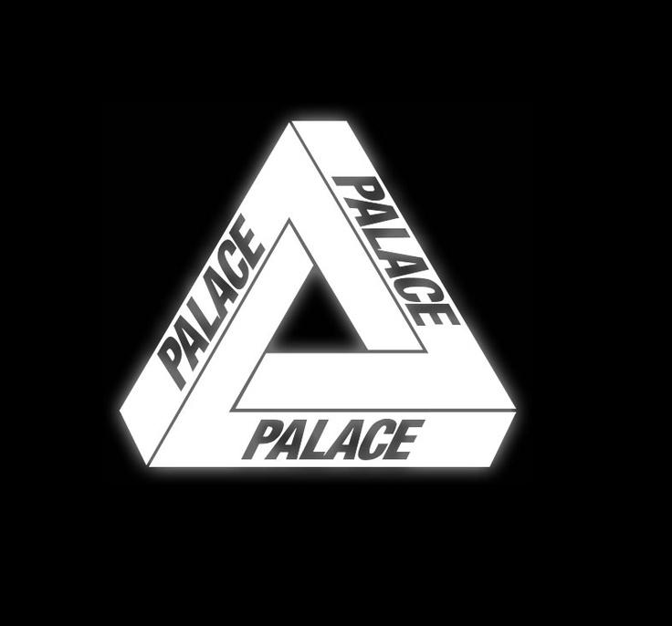 Palace Skateboards Logo