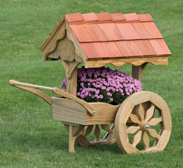 17 best images about wooden planters on pinterest