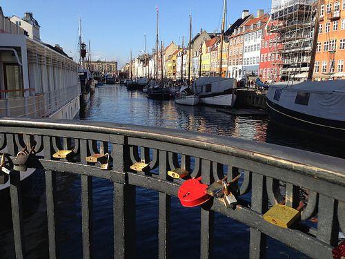 Love locks and fairytale castles – a romantic weekend in Copenhagen