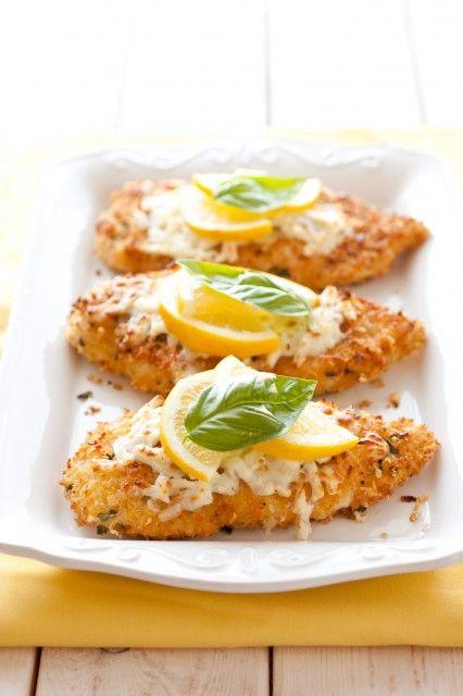 Lemon Chicken Romano - Cooking Classy