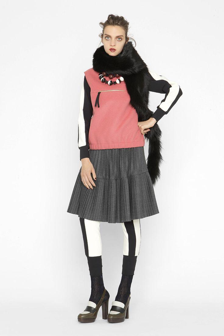 Marni Pre-Fall 2012 — Runway Photo Gallery — Vogue#5