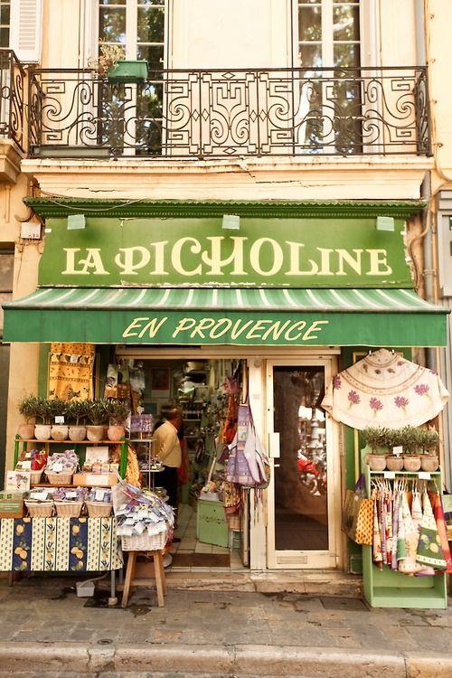 La Picholine ~ Provence, France