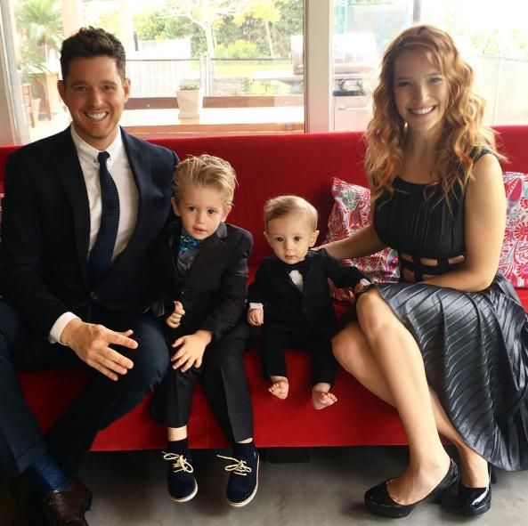 Michael Buble's Son Has A 90% Chance Of Beating Cancer - http://www.freshcancernews.com/michael-bubles-son-has-a-90-chance-of-beating-cancer/